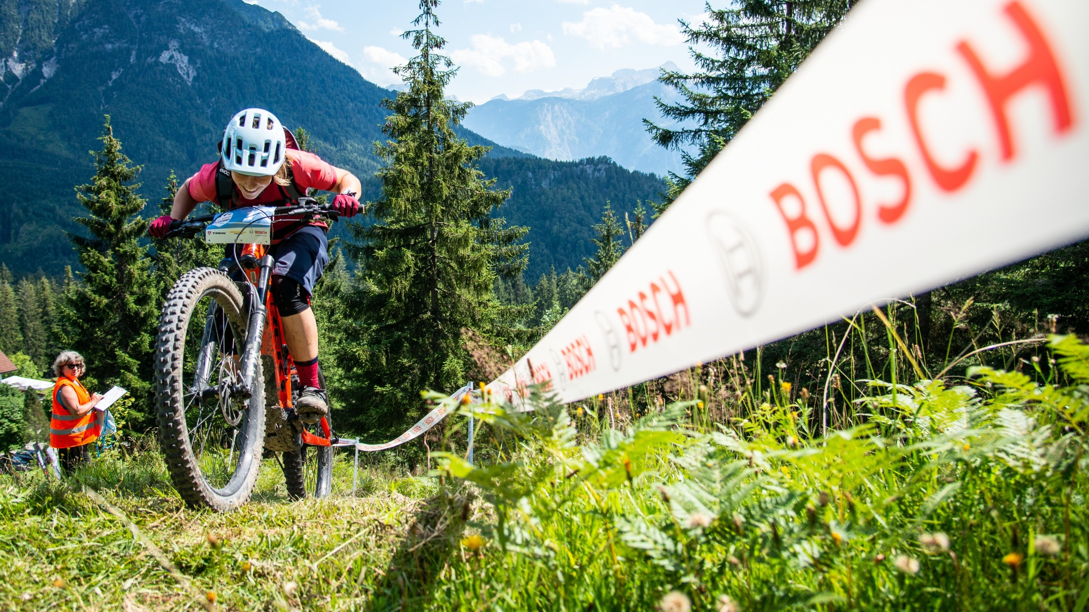 Bosch eMTB Challenge supported by Trek enters its third and