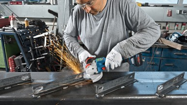 Cordless tools now better than corded tools: Biturbo angle grinders from Bosch for professionals