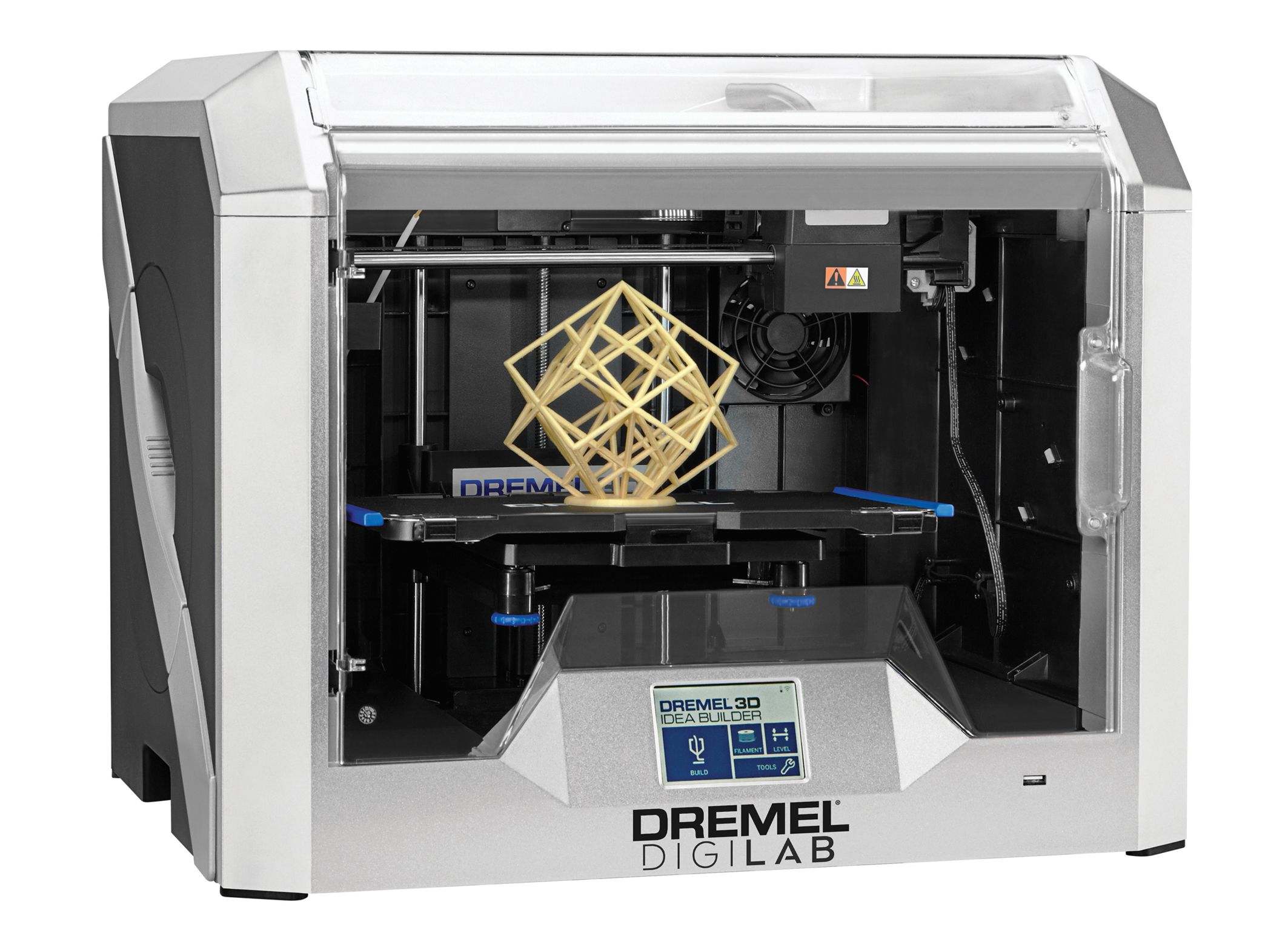 Print removal easier than ever: New Dremel DigiLab 3D40 Flex