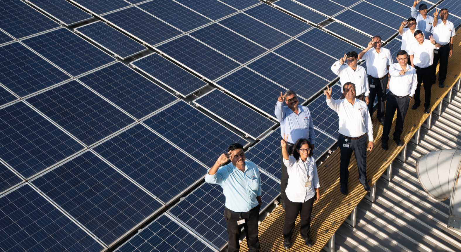 Bosch location in Nashik – the power of the sun