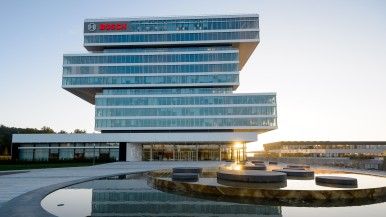 Bosch campus for research and advance engineering in Renningen