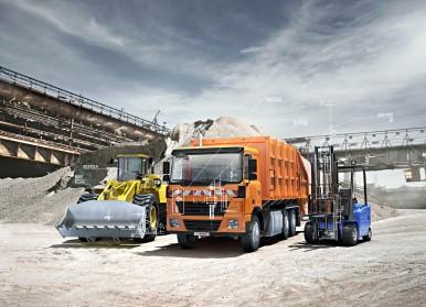 Bosch stellt innovative Lösungen für Nutzfahrzeuge vor