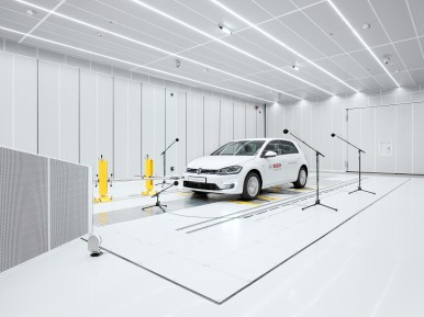 NVH Chassis Dynamometer