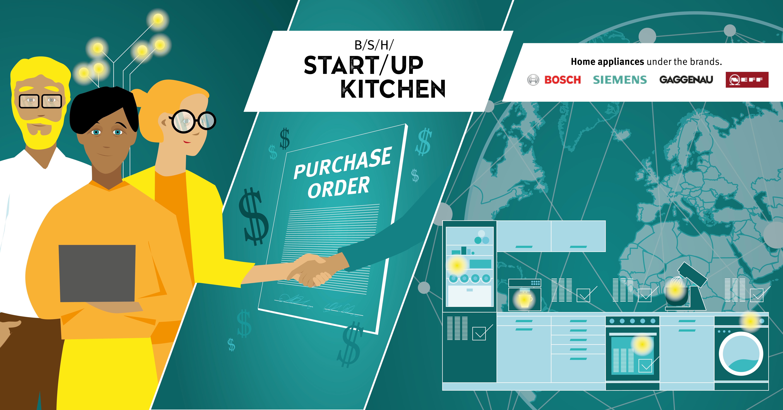 BSH Statup Kitchen