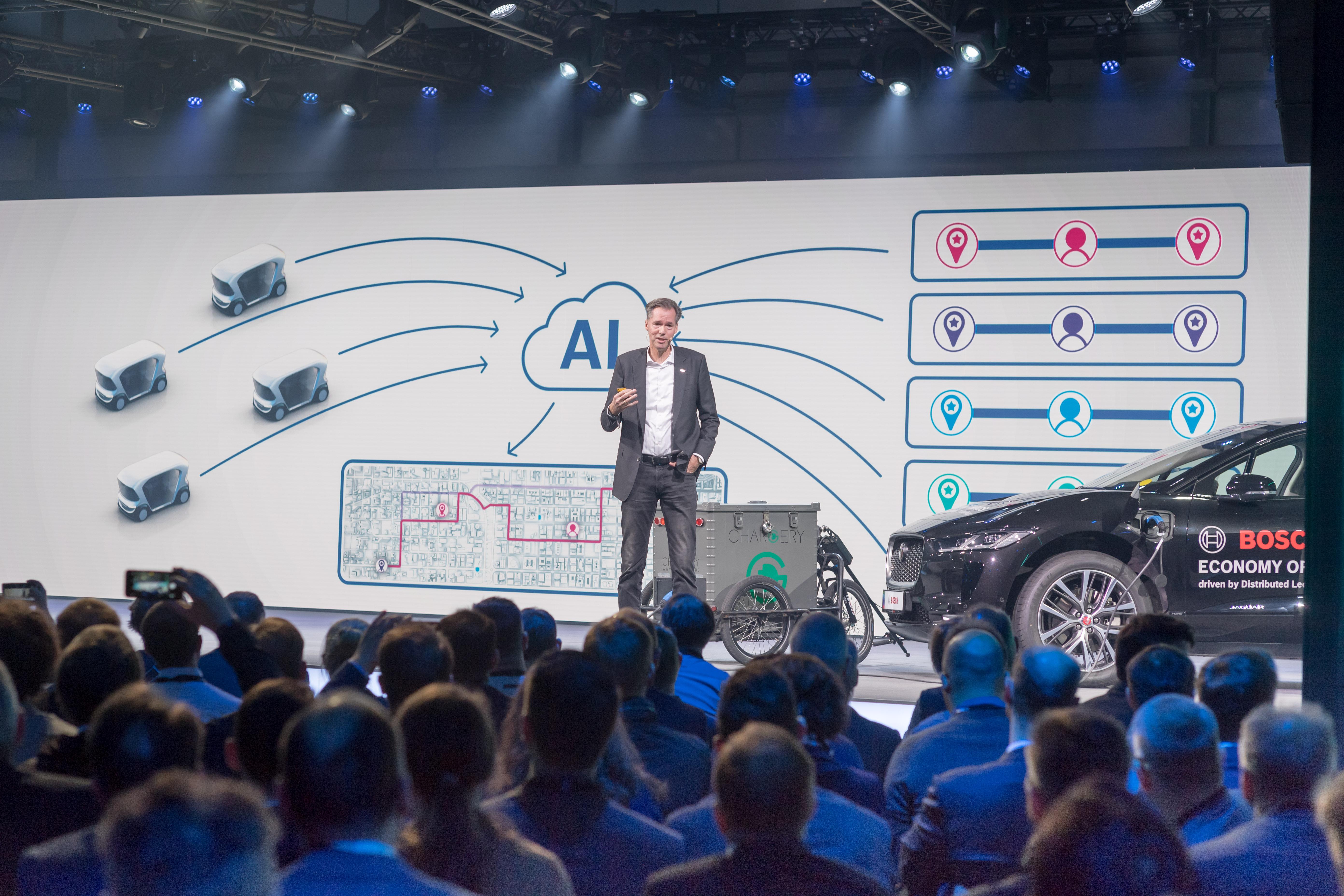 Bosch ConnectedWorld 2019