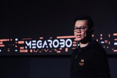 MegaRobo CEO Daniel Huang