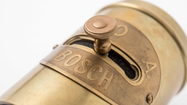 Bosch presents the history of the car key