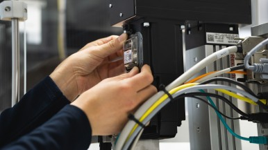 SCD – quick and easy installation and commissioning