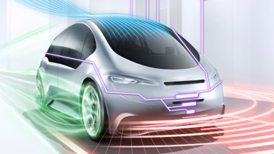 Emissions-free, safe, fascinating:  Bosch is shaping present and future mobility