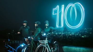 10 years of Bosch eBike Systems