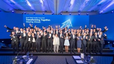 Bosch baut digitale Lieferketten weiter aus