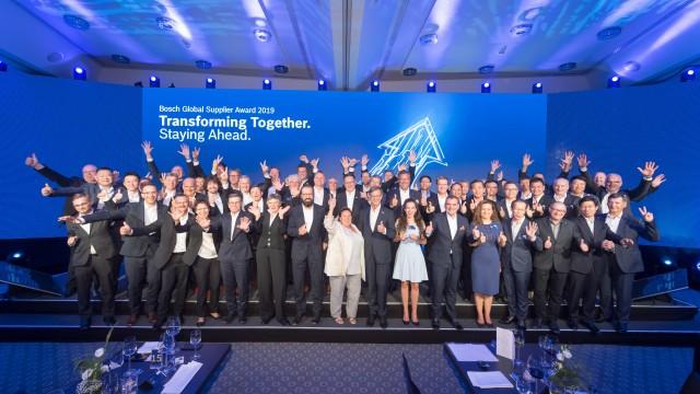 16. Bosch Global Supplier Award