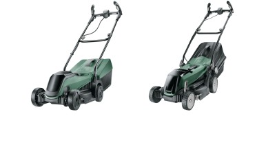 Cordless lawn care with 18 and 36 V: New cordless entry-level mowers from Bosch