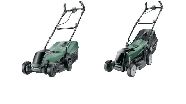 City Mower and EasyRotak 36-550