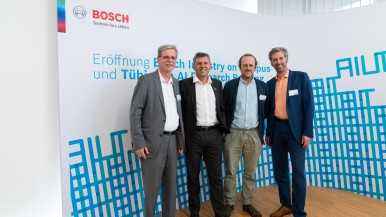 Artificial intelligence: Bosch is expanding its involvement in Cyber Valley