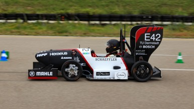 Bosch Formula Student Event in Boxberg