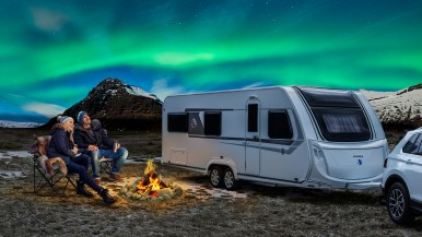 Freedom redefined: more power for caravan owners