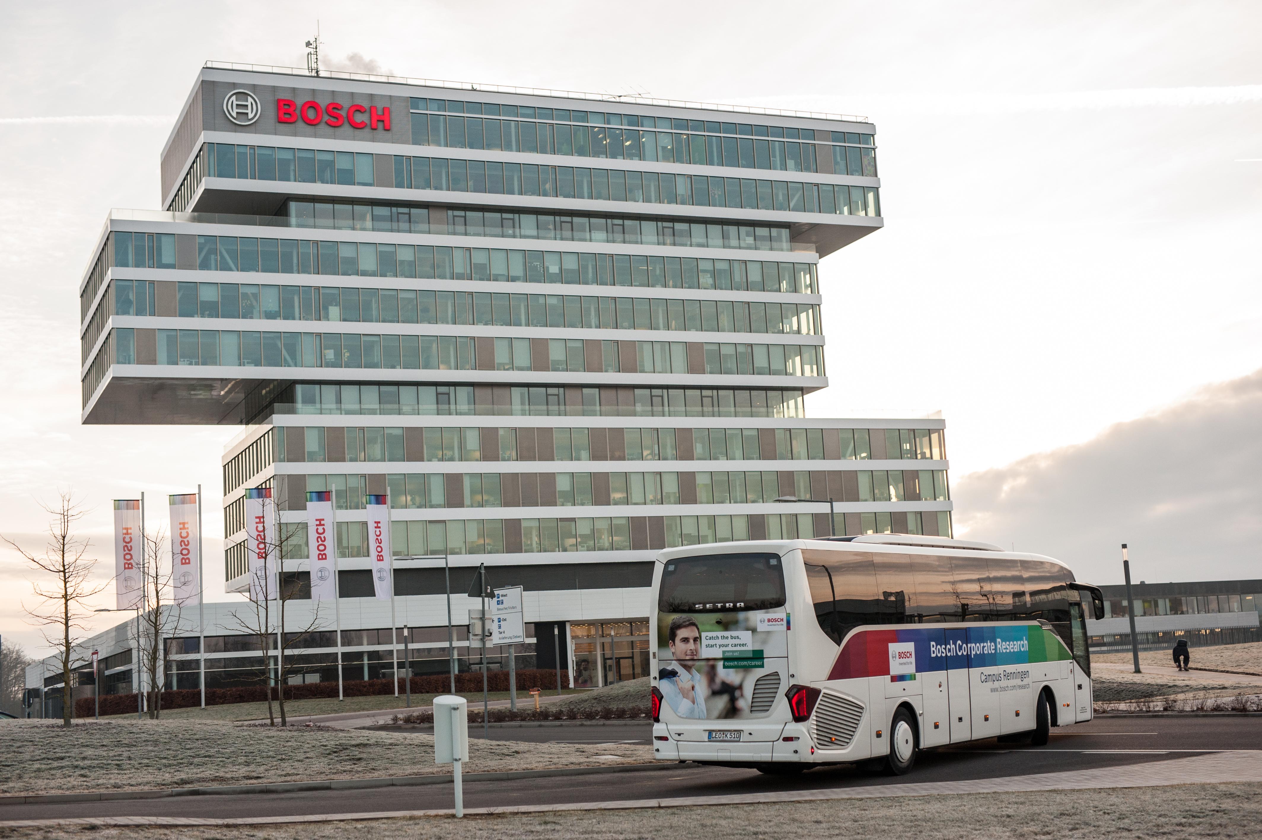 """""""Go for mobility"""": Bosch fördert den Umstieg von Mitarbeitern auf alternative Mobilität"""