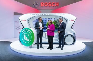 Bosch auf der IAA 2019