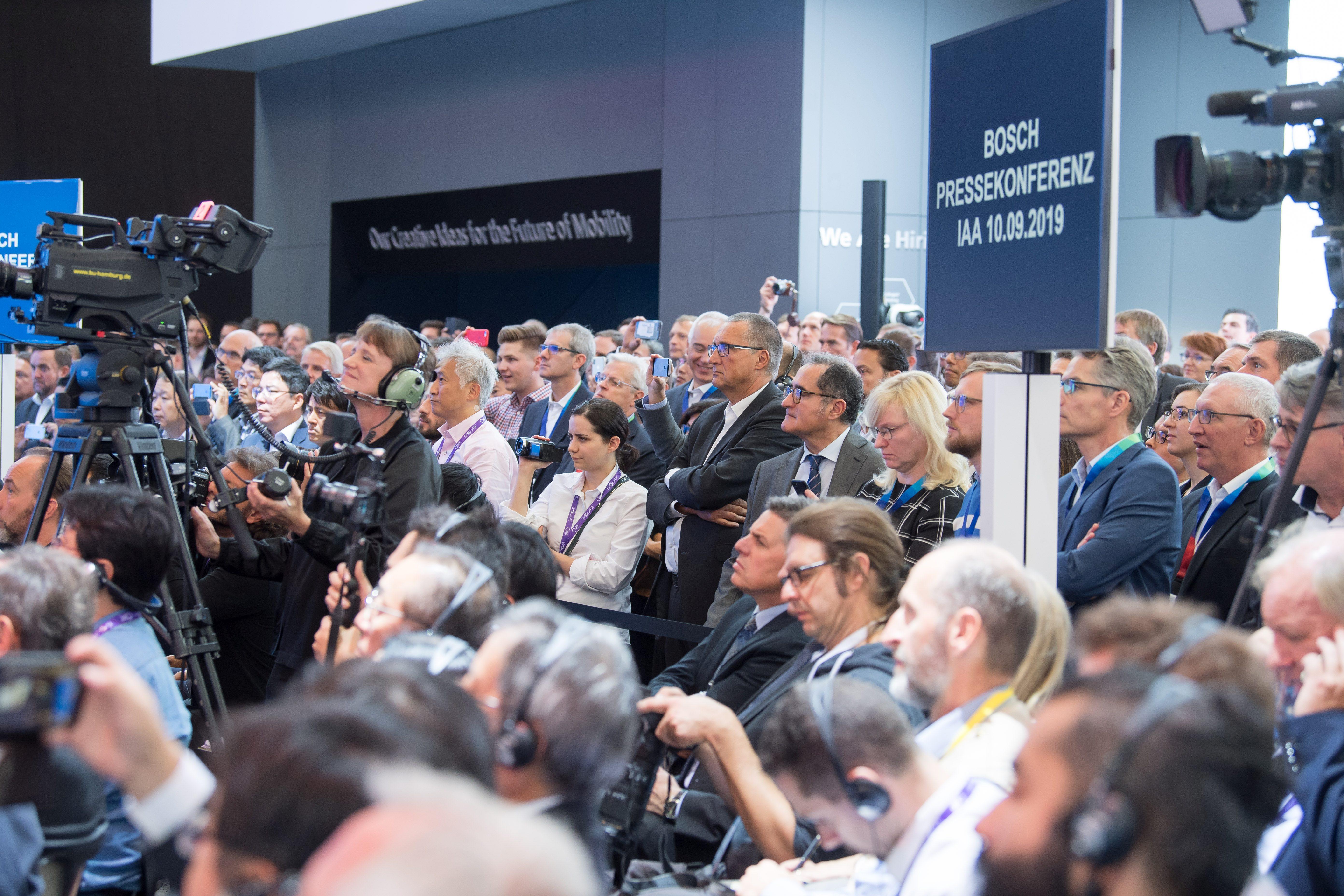 Bosch at IAA 2019