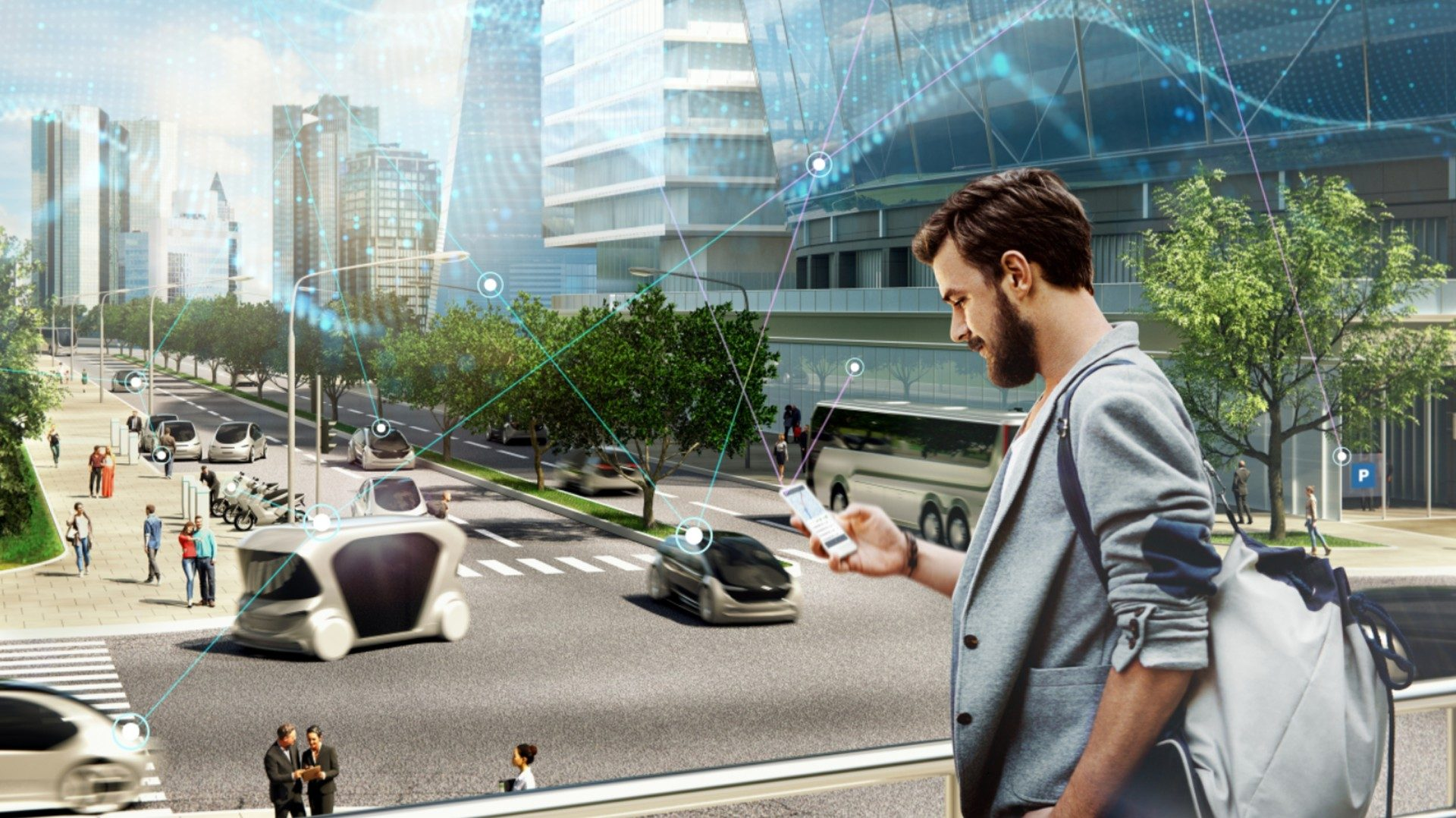 Mobility is much more than people driving their own cars