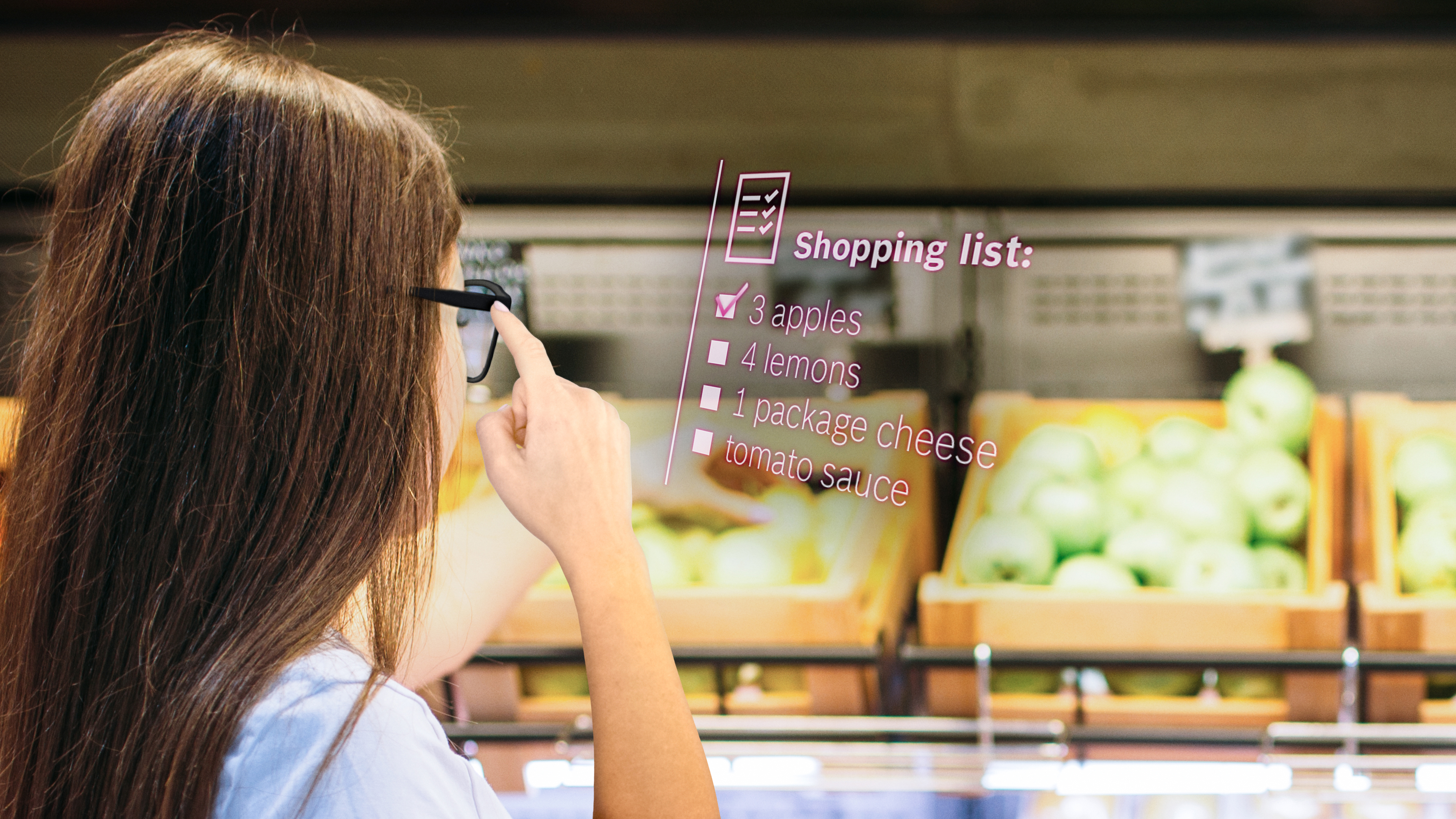 Smartglasses as assistants in the everyday life