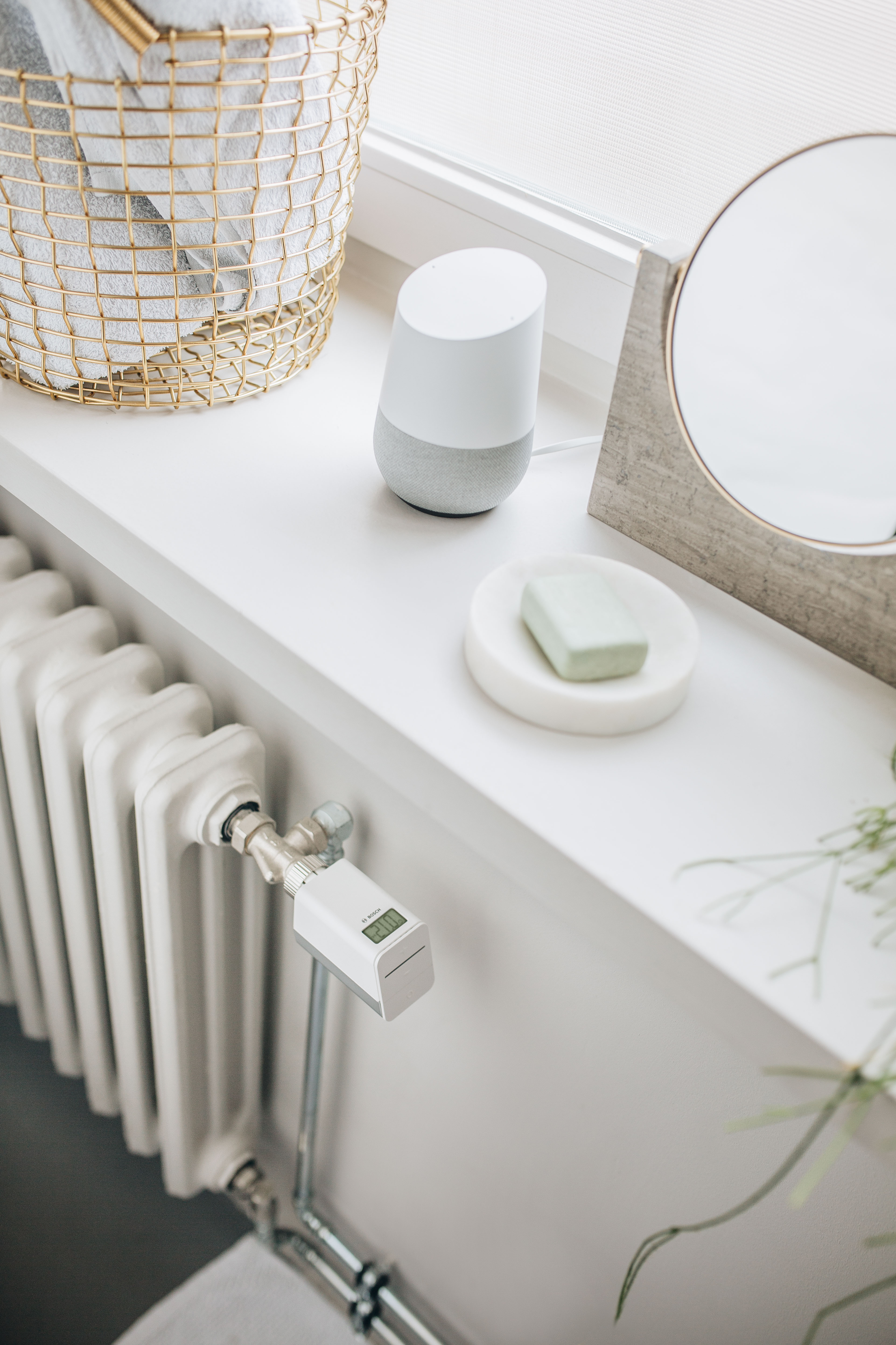 Bosch Smart Home Sprachsteuerung via Google Assistant