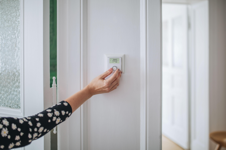 Bosch Smart Home room thermostat underfloor heating