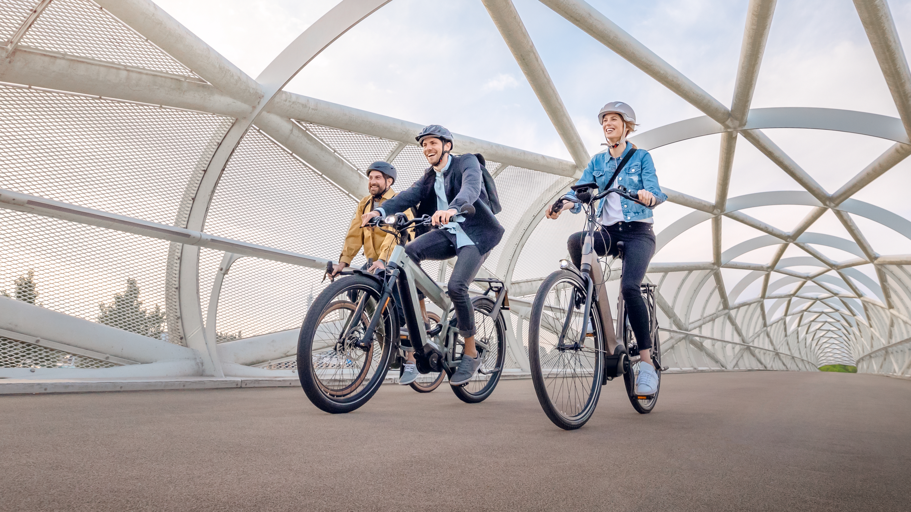 Greater safety for eBikers - Bosch Media Service