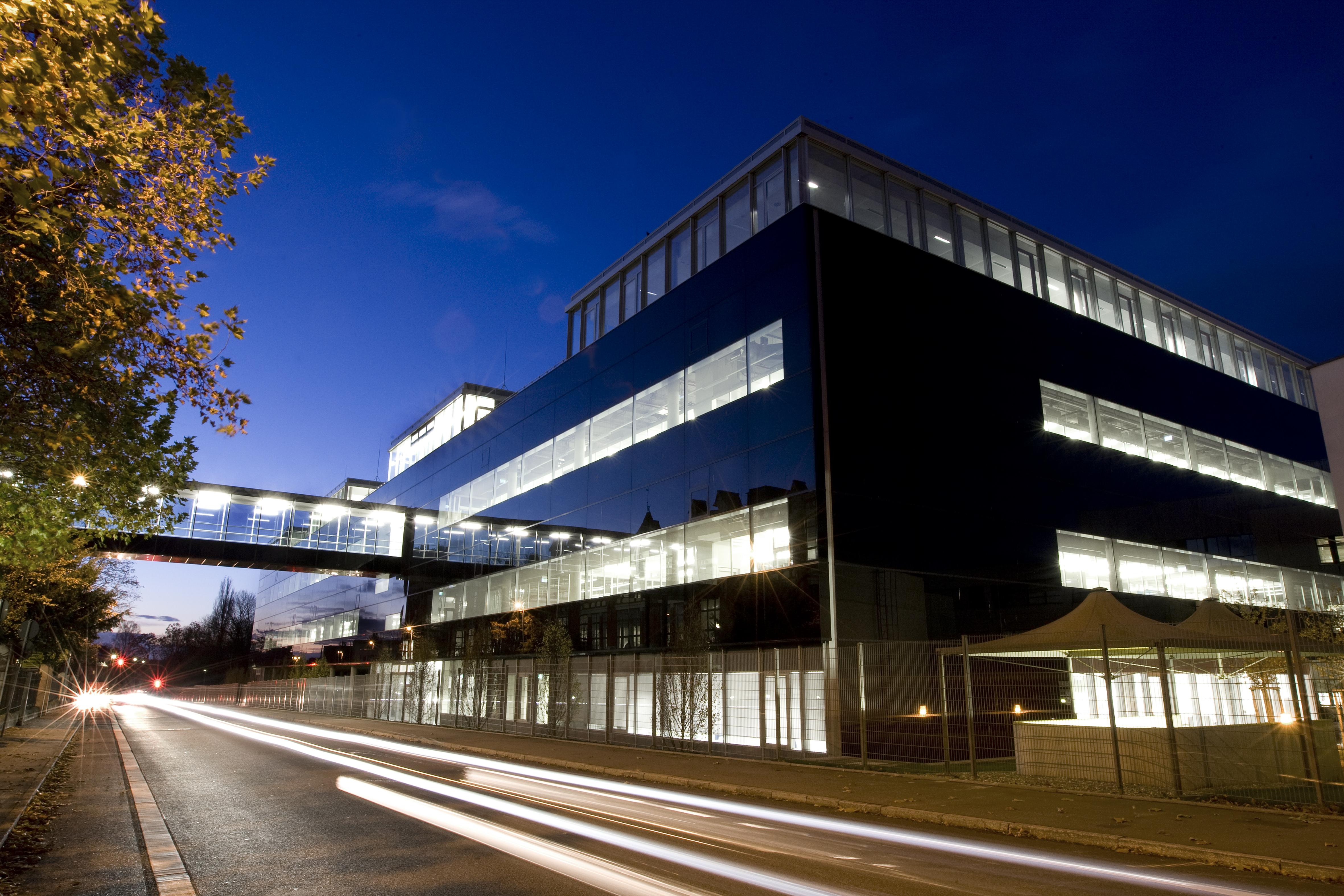 Halbleiterfabrik von Bosch in Reutlingen
