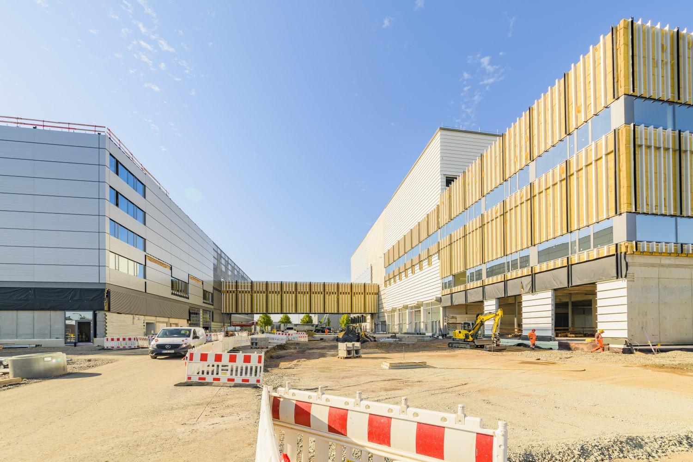 Halbleiterfertigung von Bosch in Dresden