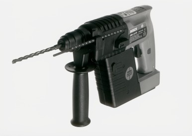 50 years of battery competence at Bosch Power Tools: First professional cordless hammer drill in the world