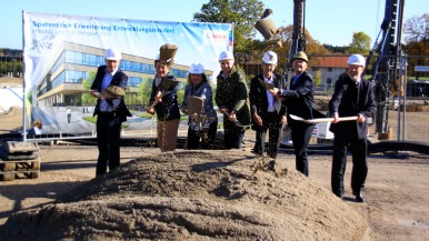 Bosch Engineering expands its development location in Holzkirchen