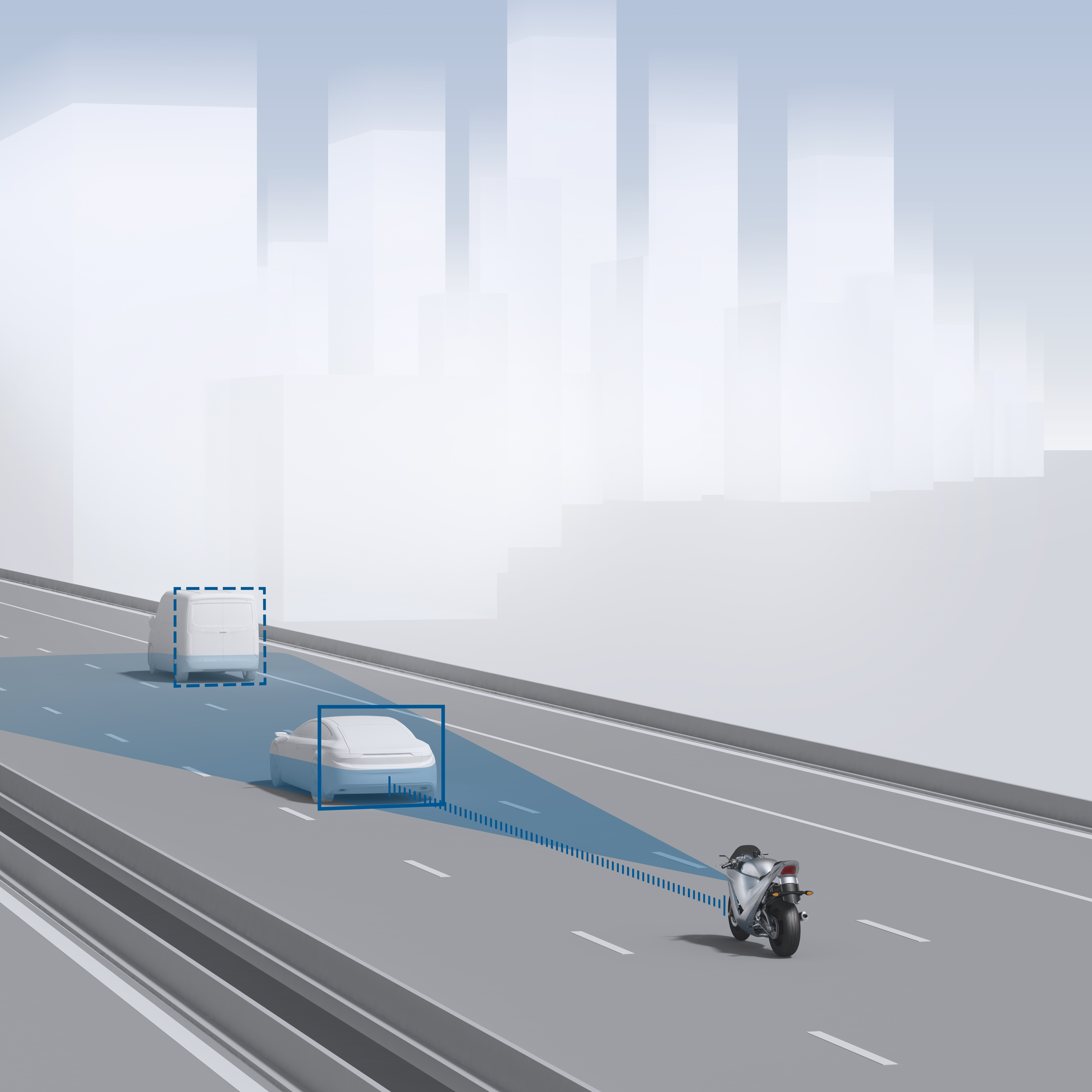 ACC Adaptive Cruise Control Motorcycle