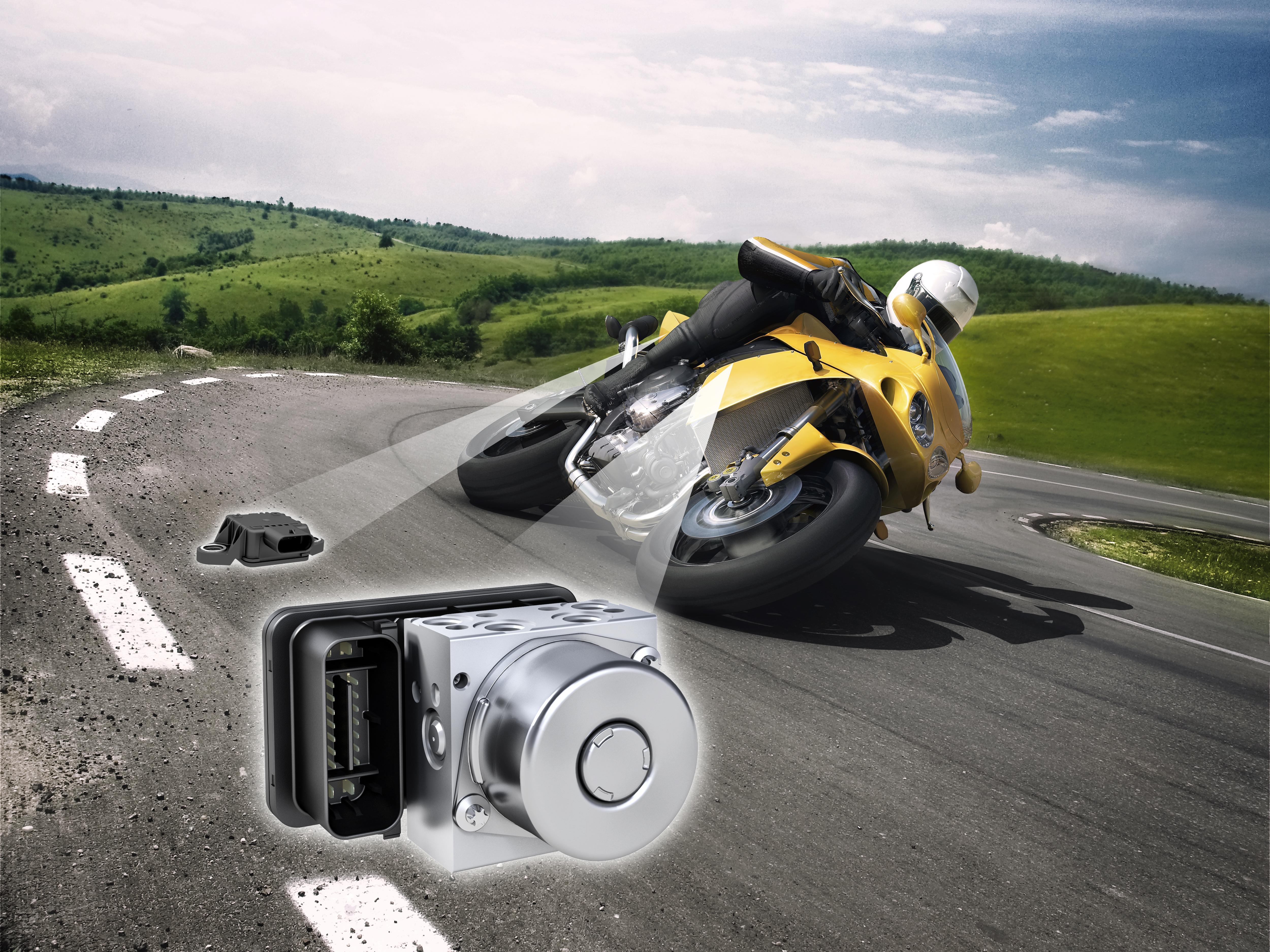 Motorrad-Stabilitätskontrolle MSC von Bosch