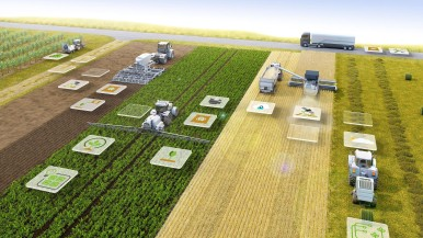 More yield, lower costs, less time required: NEVONEX increases efficiency in agriculture