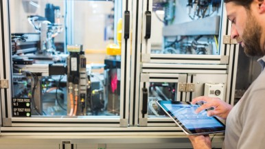 Software from Bosch Connected Industry boosts productivity in production