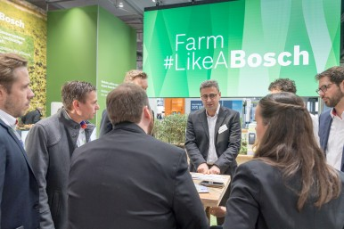 Farm #LikeABosch – everything for the farmer in one app