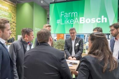 """""""Farm #LikeABosch"""": alles für den Landwirt in einer App"""