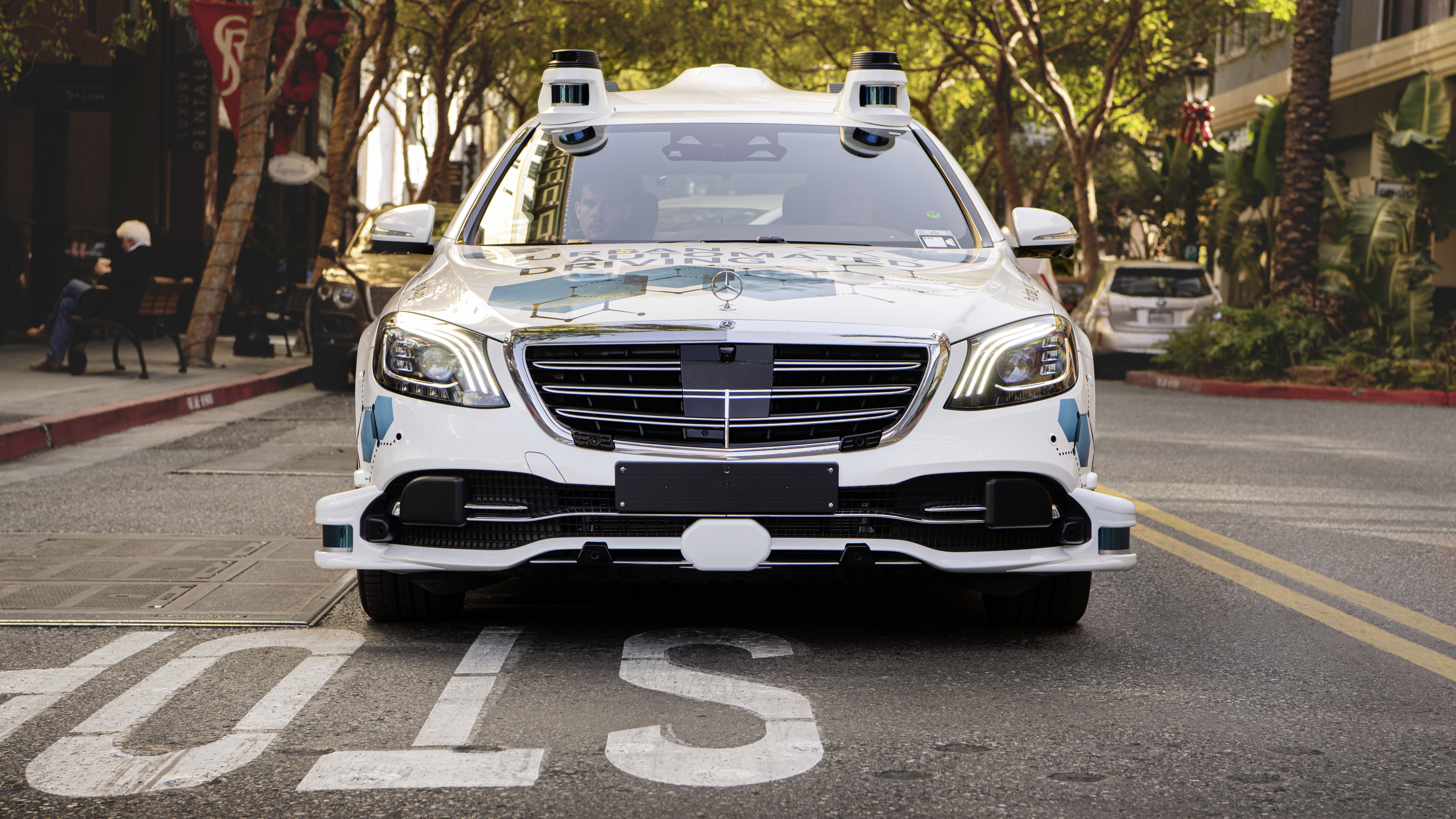 mercedes-urban-automated-driving
