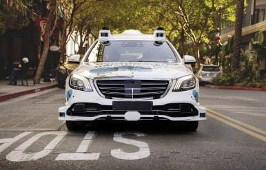 Automatisiertes Fahren in der Stadt