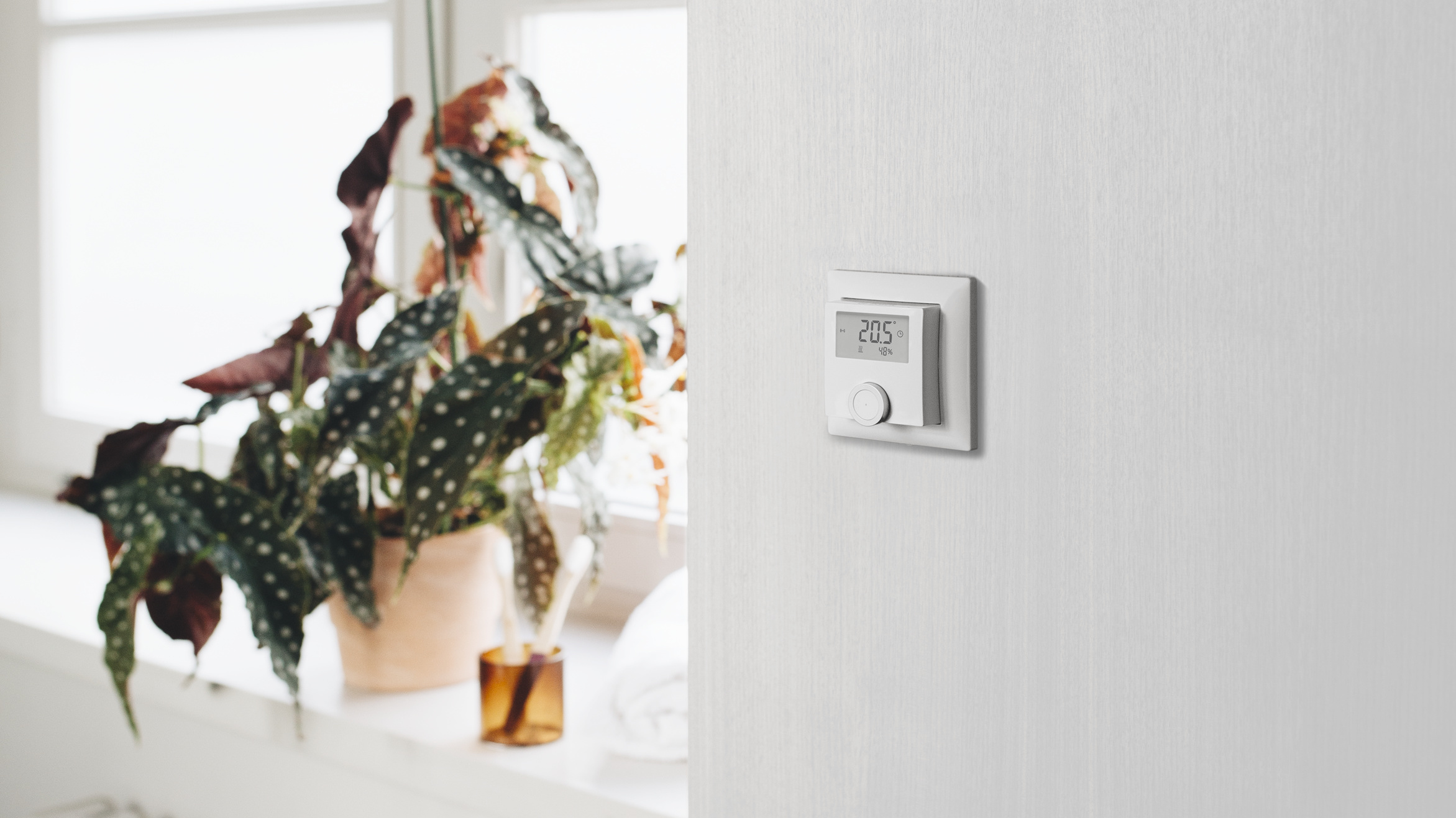 Bosch Smart Home room thermostat