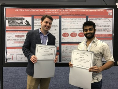 Bosch AI researcher receives important award