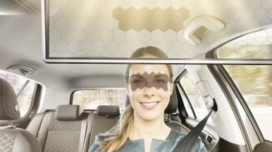 Safe eyes save lives: How Bosch engineers are innovating the 95-year-old sun visor