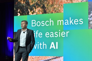 #BoschCES 2020 press conference