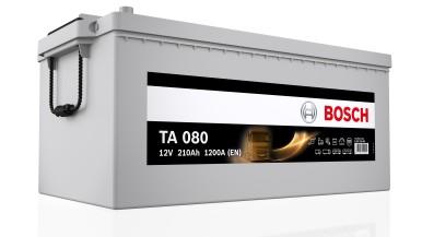 Neue Truck-Batterie mit AGM-Technologie von Bosch für höchste Anforderungen im Fernverkehr