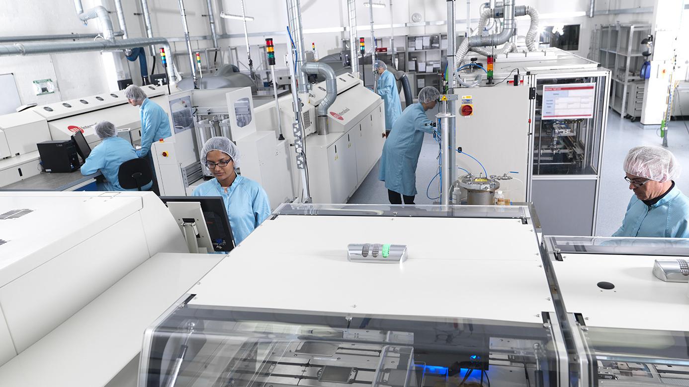 Bosch stärkt strategische Kooperation und erhöht seinen Anteil am Brennstoffzellen-Experten Ceres Power