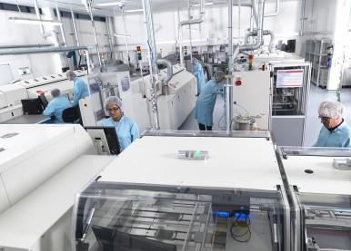 Entwicklung von innovativer Festoxid-Brennstoffzellen-Technologie