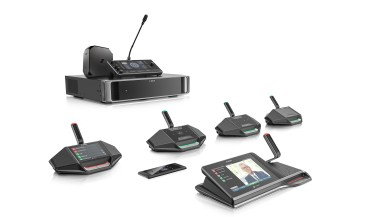 Bosch extends interpretation product lineup in its  IP-based conference system p ...