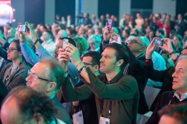 Bosch ConnectedWorld 2020 brings together more than 3500 attendees. This year marks the seventh time BCW has taken place. It is one of the world's largest international conferences devoted to the internet of things.